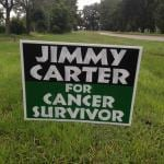 Jimmy Carter Sign