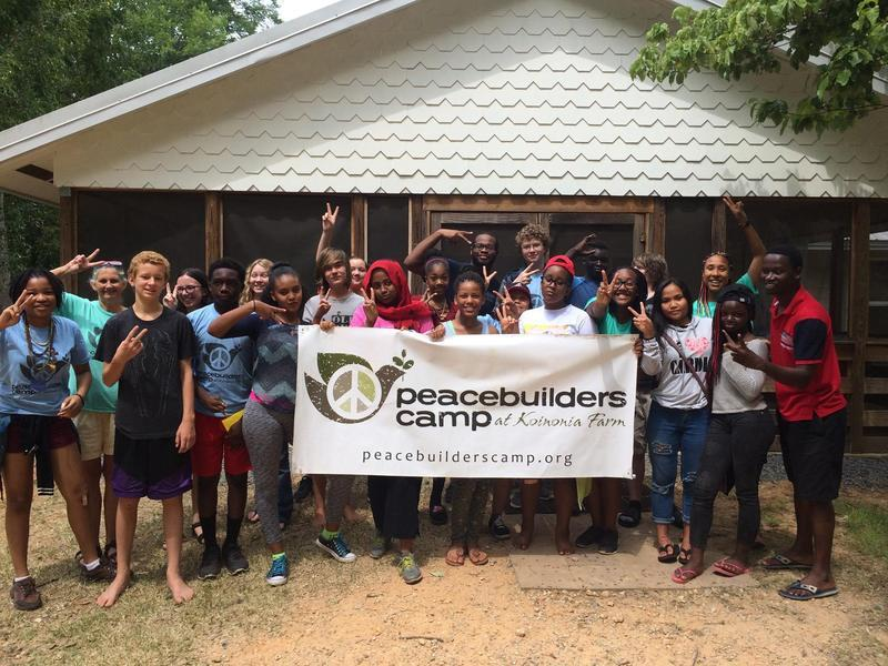 Peacebuilders Campers 2016
