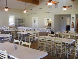 Dining Hall at Koinonia Farm
