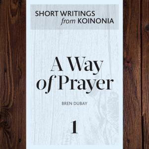 A Way of Prayer Cover