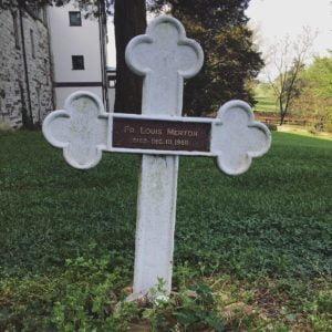 Thomas Merton's Grave
