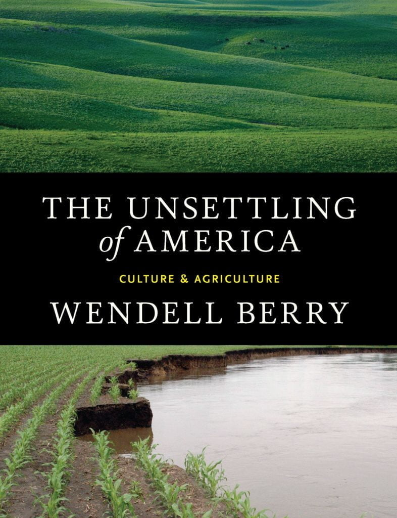 Unsettling of America Book Cover
